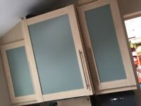 Kitchen doors/units/drawers/oven hood