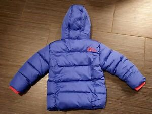 Polo winter jacket - excellent condition - 24 months Strathcona County Edmonton Area image 2