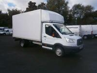Ford Transit 350 2.2 Tdci 125Ps Luton Tail Lift DIESEL MANUAL WHITE (2015)