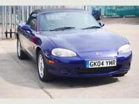 2004 04 Mazda MX-5 1.6i - Just 45,000 Miles - Nice Condition 1.6