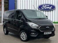 2018 Ford Transit Custom 2.0 280 Ecoblue Limited Panel Van 5dr Diesel Manual L1
