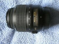 Nikon Lens Nikkor AF-S 18-55mm