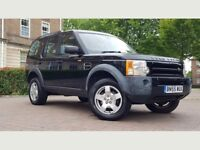 Land Rover Discovery 3 2.7 TD V6 S SUV 5dr Diesel Manual ((FSH+IMMACULATE+W.MILEAGE))