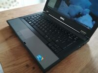 Laptop * Dell * Windows 7 Fast Laptop i3 processor Gaming Or Office Work Computer