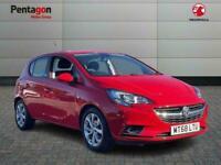 2018 Vauxhall CORSA 5 DOOR 1.4i Ecotec Energy Hatchback 5dr Petrol 75 Ps Hatchba