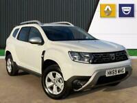 2019 Dacia Duster 1.0 Tce Comfort Suv 5dr Petrol Manual s/s 100 Ps 4x4 PETROL Ma