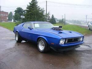 Ford Mustang Mach 1 Manual Transmission