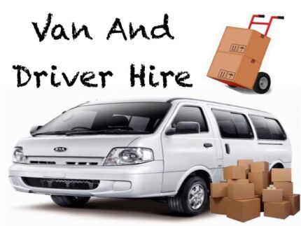 Van and Driver/ Labourer for Hire - Pick up/ Delivery Service Erina Gosford Area Preview