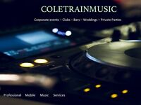 DJ Service for all events, bars and restaurants in London.