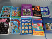 Childrens Books 50p each great condition