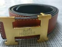 Hermes reversible style belt
