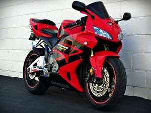 2005 Honda CBR 600RR for sale