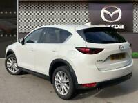 2018 Mazda CX 5 2.0 Skyactiv G Sport Nav Plus Suv 5dr Petrol s/s 165 Ps Estate P