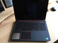 Dell Inspiron 7559 4k screen i7 3.5ghz touch screen 128ssd 1tb wd blue