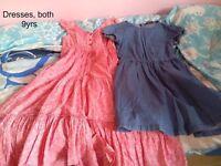 Girls Clothing Bundle No 1 - 43 items
