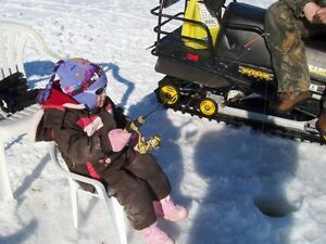 Plan your Temagami Ice Fishing Trip on Temagami NOW!