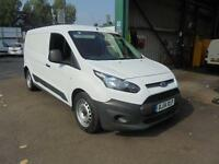 Ford Transit Connect T240 1.6 Tdci 95Ps Van Lwb DIESEL MANUAL WHITE (2014)