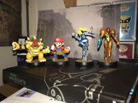 Amiibo Smash bros bundle