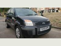 Ford Fusion 1.4 Style + 5dr 2009 1 Previous Owner 1YR MOT 1YR Warranty