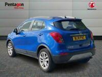 2018 Vauxhall Mokka X 1.4i Turbo Active Suv 5dr Petrol Auto 140 Ps Hatchback PET