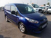 Ford Transit Connect 1.0 100Ps Trend Van PETROL MANUAL BLUE (2014)
