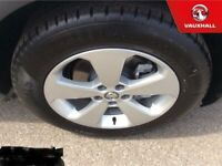 Vauxhall Mokka 17 inch alloy with excellent tyre (only £90 each, 6 available)