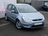 EXCELLENT 7 SEATER! (2008) FORD S-MAX ZETEC 1.8 TDCI - FULL SERVICE HISTORY - DIESEL - EXCELLENT