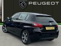 2019 Peugeot 308 1.2 Puretech Gpf Allure Hatchback 5dr Petrol Manual s/s 130 Ps