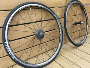 dura-ace c24 clincher 11v
