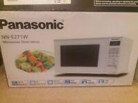 Panasonic NN-E271W microwave