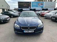 2010 BMW 5 Series 520d SE 4dr Step Auto SALOON Diesel Automatic