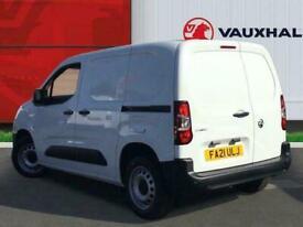 2021 Vauxhall Combo 1.5 Turbo D 2300 Dynamic Panel Van 4dr Diesel Manual L1 H1 E