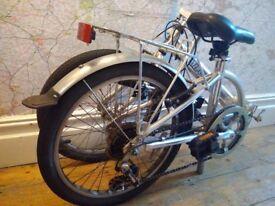 Falcon Nimbus Folding Bike