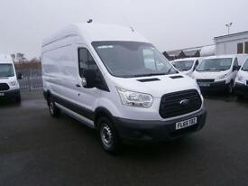 Ford Transit T350 2.2 Tdci 125Ps L3H3 Van DIESEL MANUAL WHITE (2015)