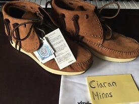 Visvim FBT Kiowa JP - Brown OFFER ME
