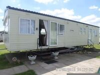 Haven Golden Sands Mablethorpe. 3 bedroomed caravan for hire