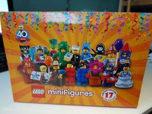 LEGO CMF Series 18 Sealed Case