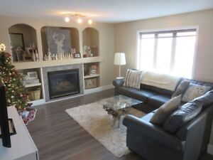 3 Bedroom, 3.5 Bath and a Perfect Basement + Furnished