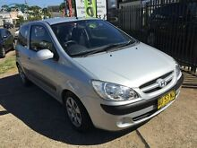 2005 Hyundai Getz Hatchback Port Macquarie 2444 Port Macquarie City Preview