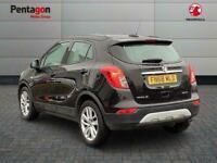 2018 Vauxhall Mokka X 1.4i Turbo Ecotec Active Suv 5dr Petrol s/s 140 Ps Hatchba