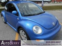 2000 Volkswagen Beetle GLS TDI *** Cert and E-Tested *** $3,999