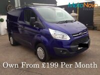 2014 Ford Transit Custom 270 Trend E-Tech