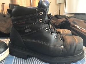 Dakota 557 insulated work/riding boots size 9