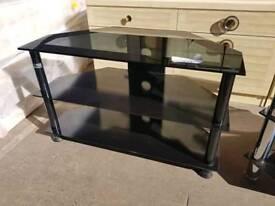 Glass TV Units (x2) - £10 each