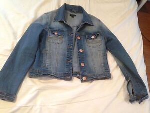 Women's Jean Jacket - medium