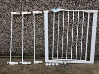 Lindam universal safety gate extension