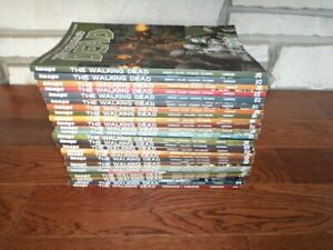 26 Walking Dead Graphic Novels/Comic Books - Collectible - New