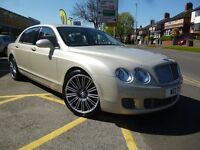 Bentley Continental Flying Spur Speed 6.0 W12 600 bhp