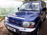 Mitsubishi Shogun in outstanding condition