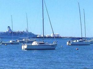 22ft Spacesailor Sailing Yacht Bunbury Bunbury Area Preview